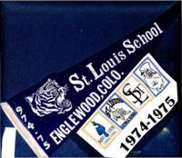 ST LOUIS SCHOOL 1974-1975