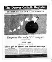 Denver Catholic Register February 13, 1991