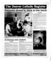 Denver Catholic Register February 27, 1991