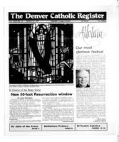 Denver Catholic Register March 27, 1991