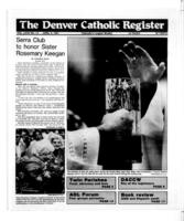 Denver Catholic Register April 3, 1991