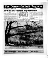 Denver Catholic Register April 10, 1991