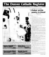 Denver Catholic Register April 24, 1991