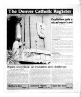 Denver Catholic Register May 8, 1991