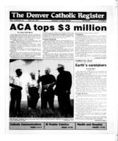 Denver Catholic Register May 29, 1991