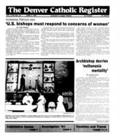 Denver Catholic Register June 5, 1991