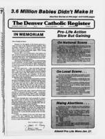 Denver Catholic Register January 12, 1977
