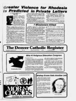 Denver Catholic Register February 9, 1977