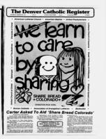 Denver Catholic Register February 16, 1977