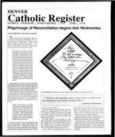 Denver Catholic Register February 24, 1993