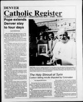 Denver Catholic Register March 17, 1993