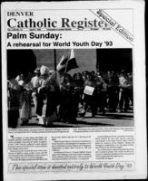 Denver Catholic Register April 7, 1993