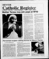 Denver Catholic Register May 12, 1993