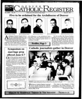 Denver Catholic Register May 28, 1997