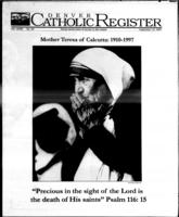 Denver Catholic Register September 10, 1997
