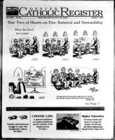 Denver Catholic Register October 1, 1997