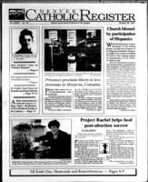 Denver Catholic Register October 29, 1997