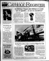 Denver Catholic Register November 26, 1997