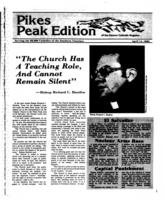 Denver Catholic Register April 14, 1982: Pike's Peak Edition