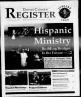 Denver Catholic Register July 21, 1999