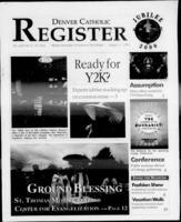 Denver Catholic Register August 11, 1999
