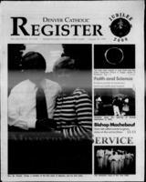 Denver Catholic Register August 18, 1999