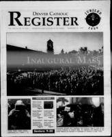 Denver Catholic Register September 15, 1999