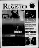 Denver Catholic Register October 6, 1999