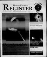 Denver Catholic Register October 27, 1999