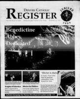 Denver Catholic Register November 10, 1999