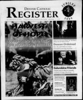 Denver Catholic Register November 17, 1999