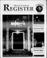 Denver Catholic Register November 24, 1999