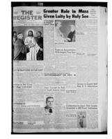 National Catholic Register October 12, 1958