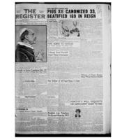 National Catholic Register October 19, 1958