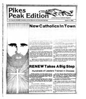 Denver Catholic Register April 11, 1984: Pike's Peak Edition