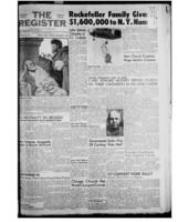 National Catholic Register November 2, 1958