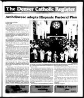 Denver Catholic Register February 5, 1992