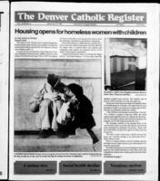 Denver Catholic Register February 19, 1992