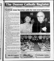 Denver Catholic Register February 26, 1992