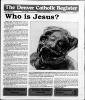 Denver Catholic Register March 4, 1992