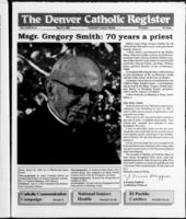 Denver Catholic Register May 27, 1992