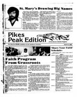 Denver Catholic Register April 13, 1983: Pike's Peak Edition