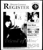 Denver Catholic Register April 12, 2000