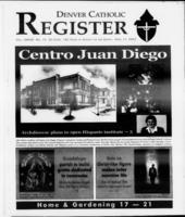 Denver Catholic Register April 17, 2002