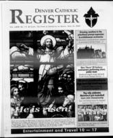 Denver Catholic Register April 16, 2003