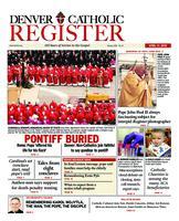 Denver Catholic Register April 13, 2005