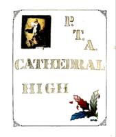 CATHEDRAL HIGH PTA 1960-1961