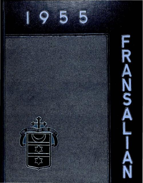 The Fransalian was the yearbook of St. Francis de Sales High School
