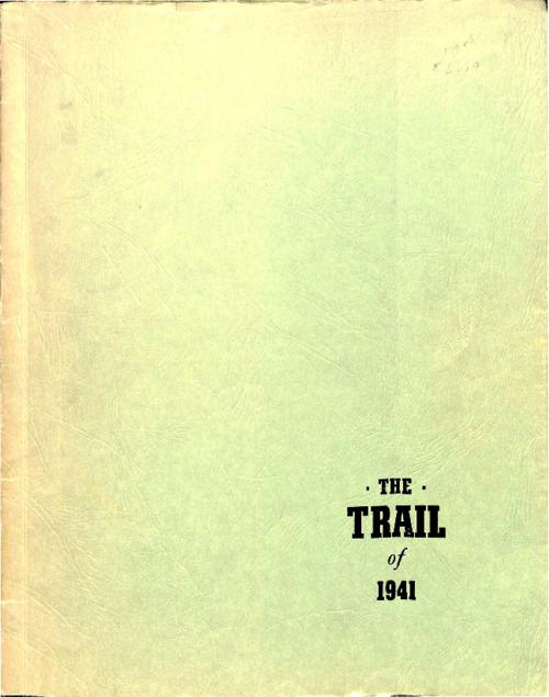 The Trail was the yearbook of St. Joseph's High School