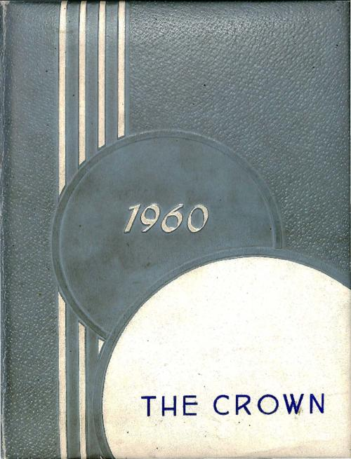 The Crown was the yearbook of St. Anthony's High School in Sterling, CO